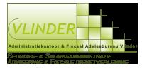 Administratiekantoor & Fiscaal Adviesbureau Vlinder Logo